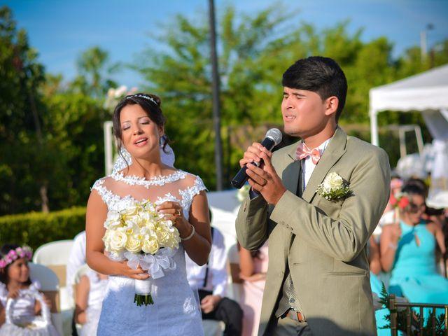 El matrimonio de Luis y Cristina en Tuluá, Valle del Cauca 35