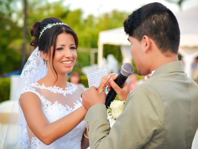 El matrimonio de Luis y Cristina en Tuluá, Valle del Cauca 40