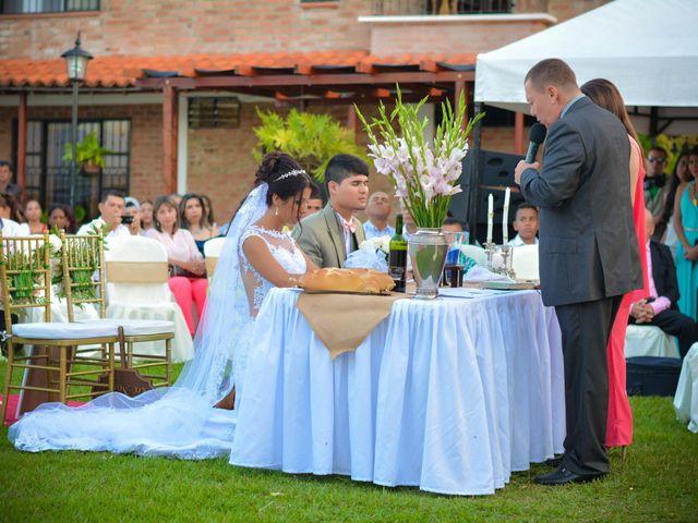 El matrimonio de Luis y Cristina en Tuluá, Valle del Cauca 42