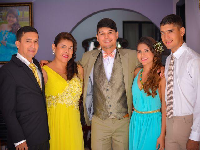 El matrimonio de Luis y Cristina en Tuluá, Valle del Cauca 44