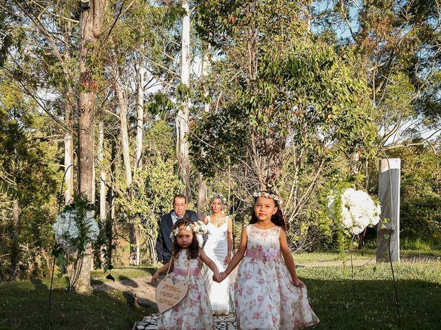 El matrimonio de Juan y Daniela en Rionegro, Antioquia 14