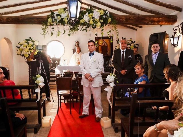 El matrimonio de Juan y Daniela en Rionegro, Antioquia 15
