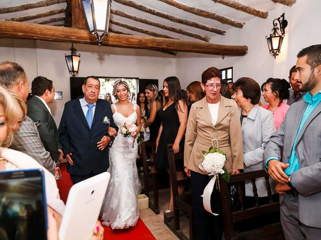 El matrimonio de Juan y Daniela en Rionegro, Antioquia 16