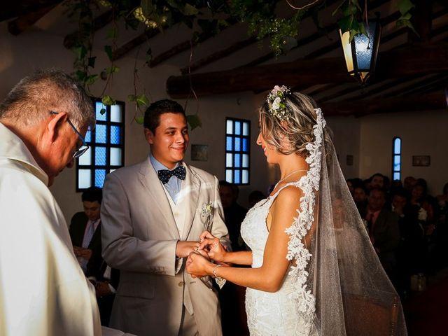El matrimonio de Juan y Daniela en Rionegro, Antioquia 21