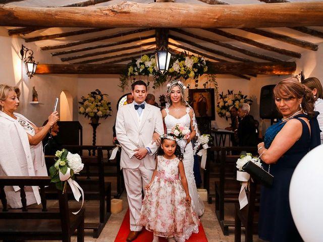 El matrimonio de Juan y Daniela en Rionegro, Antioquia 24