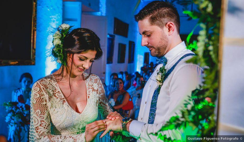 El matrimonio de Laura y Christ en Cartagena, Bolívar
