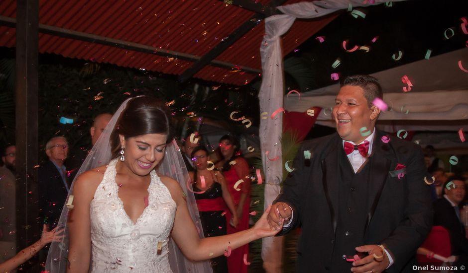 El matrimonio de José Miguel y Maríangel en Bucaramanga, Santander