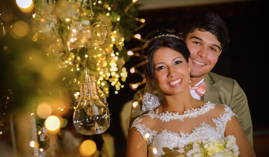 El matrimonio de Luis y Cristina en Tuluá, Valle del Cauca