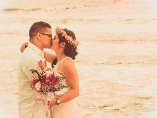 El matrimonio de Mery y Javier
