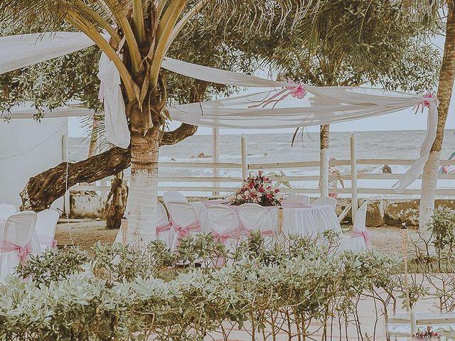 El matrimonio de Javier y Mery en Coveñas, Sucre 3