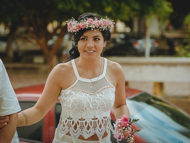 El matrimonio de Javier y Mery en Coveñas, Sucre 19