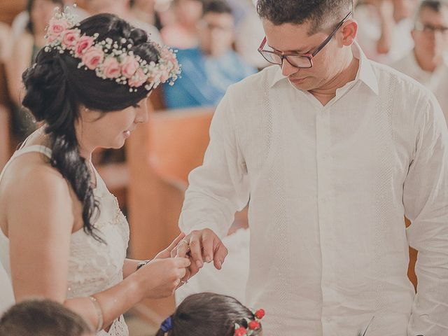 El matrimonio de Javier y Mery en Coveñas, Sucre 22