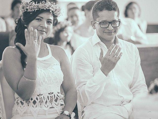 El matrimonio de Javier y Mery en Coveñas, Sucre 23