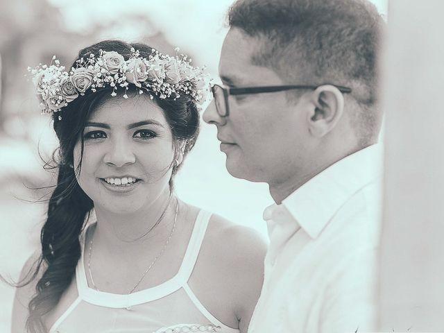 El matrimonio de Javier y Mery en Coveñas, Sucre 26
