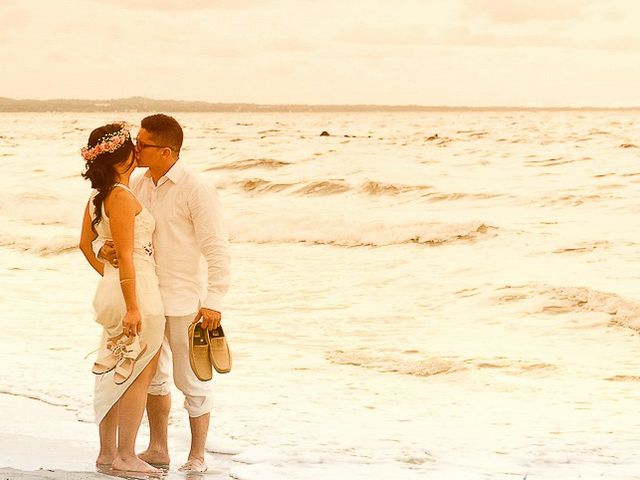 El matrimonio de Javier y Mery en Coveñas, Sucre 27