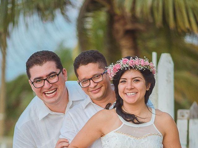 El matrimonio de Javier y Mery en Coveñas, Sucre 33