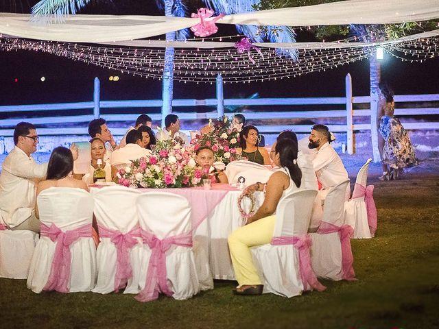 El matrimonio de Javier y Mery en Coveñas, Sucre 37