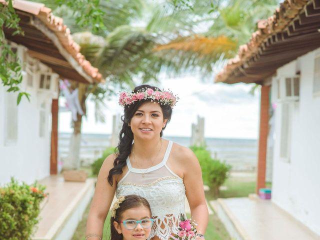 El matrimonio de Javier y Mery en Coveñas, Sucre 16