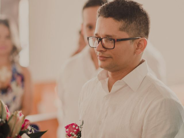El matrimonio de Javier y Mery en Coveñas, Sucre 20