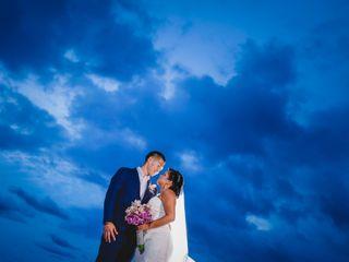 El matrimonio de Andrew y Mónica 3