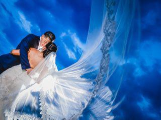 El matrimonio de Andrew y Mónica 2