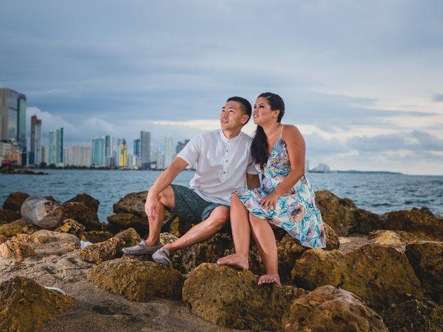 El matrimonio de Mónica y Andrew en Cartagena, Bolívar 6