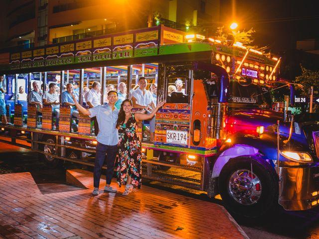 El matrimonio de Mónica y Andrew en Cartagena, Bolívar 4