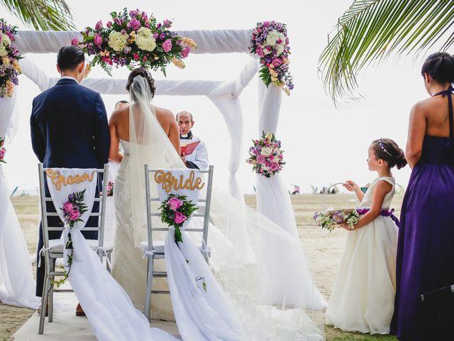 El matrimonio de Mónica y Andrew en Cartagena, Bolívar 14
