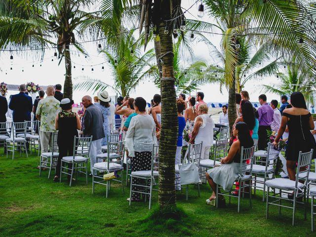 El matrimonio de Mónica y Andrew en Cartagena, Bolívar 15