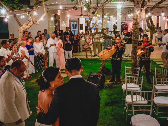 El matrimonio de Mónica y Andrew en Cartagena, Bolívar 16