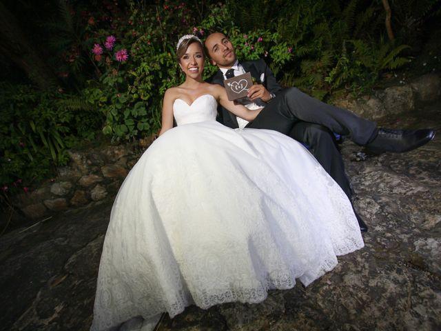 El matrimonio de Juliana y Carlos