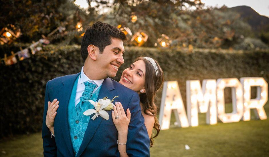 El matrimonio de John y Carolina en Cota, Cundinamarca