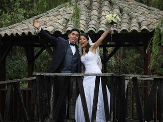 El matrimonio de Lina y Camilo