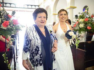 El matrimonio de Martha y Ubaldo  2