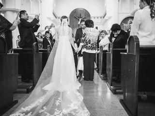 El matrimonio de Martha y Ubaldo  3