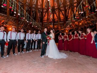 El matrimonio de Laura y Santiago 3