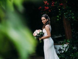 El matrimonio de Jessica y Alejandro 1