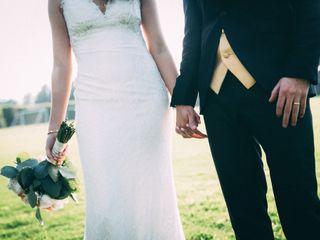 El matrimonio de Jessica y Alejandro 2