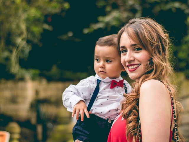 El matrimonio de Marcelo y Gineth en Sopó, Cundinamarca 8