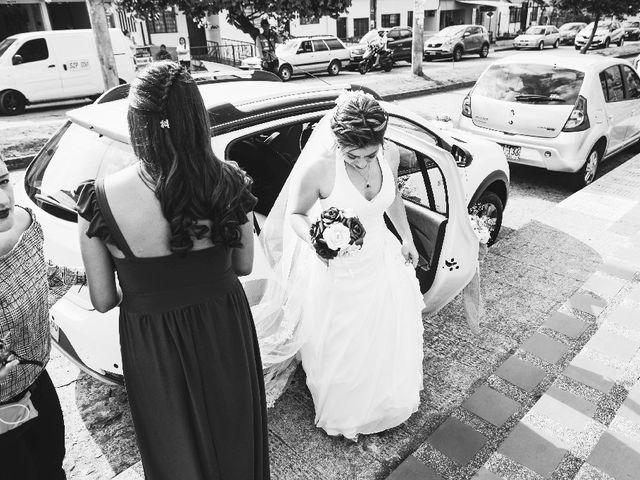 El matrimonio de Ubaldo  y Martha en Manizales, Caldas 1
