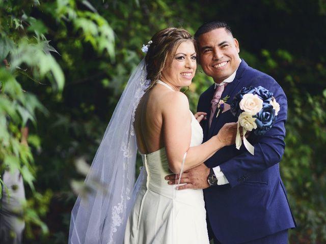 El matrimonio de Martha y Ubaldo