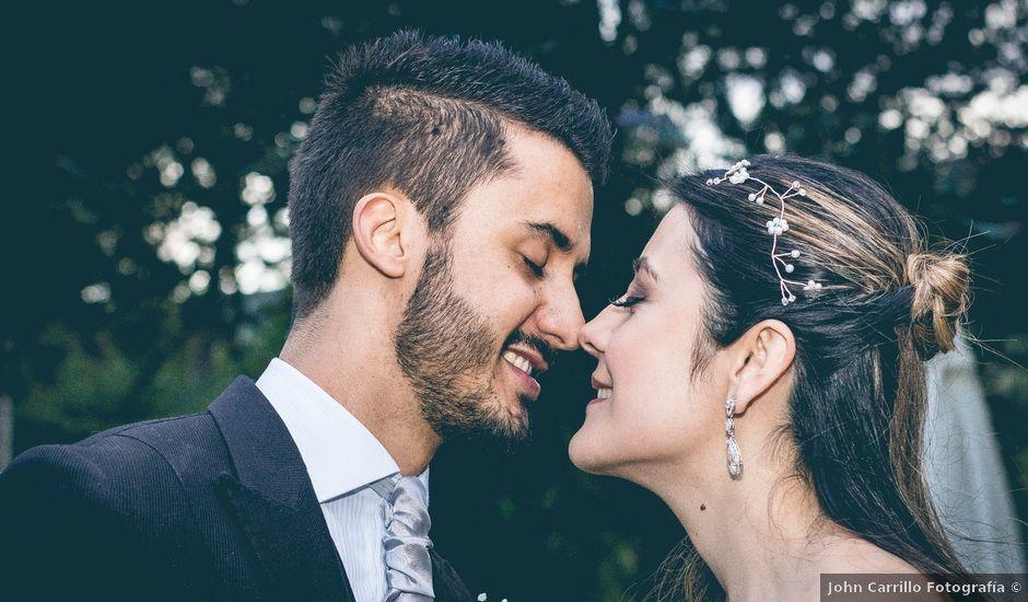 El matrimonio de Marcelo y Gineth en Sopó, Cundinamarca