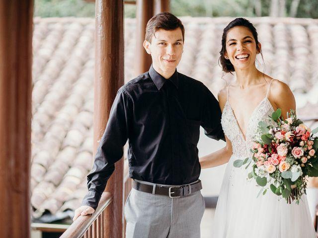 El matrimonio de Diego y Eliana en Retiro, Antioquia 1