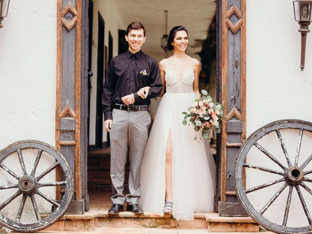 El matrimonio de Diego y Eliana en Retiro, Antioquia 5