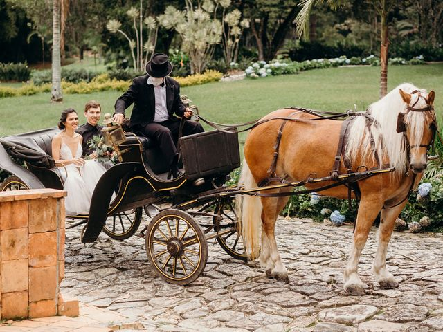 El matrimonio de Diego y Eliana en Retiro, Antioquia 6