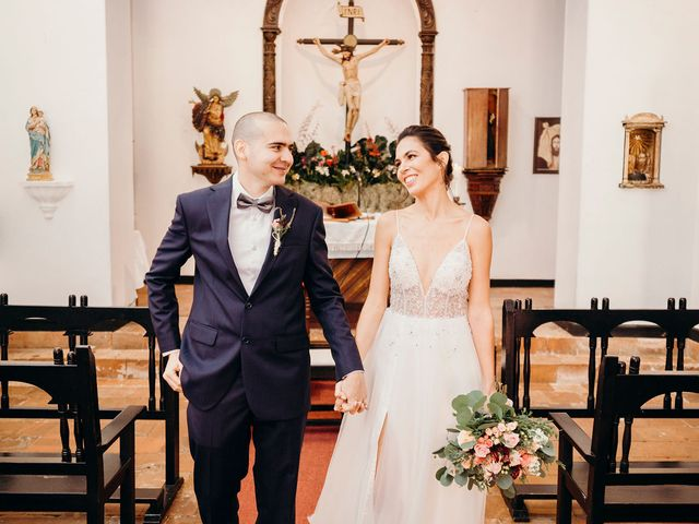 El matrimonio de Diego y Eliana en Retiro, Antioquia 7