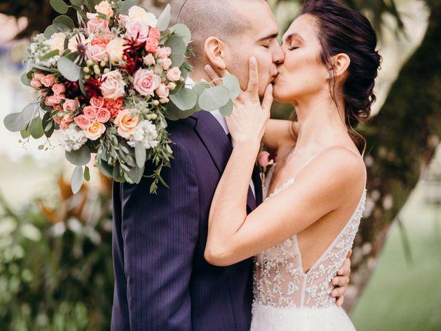 El matrimonio de Eliana y Diego
