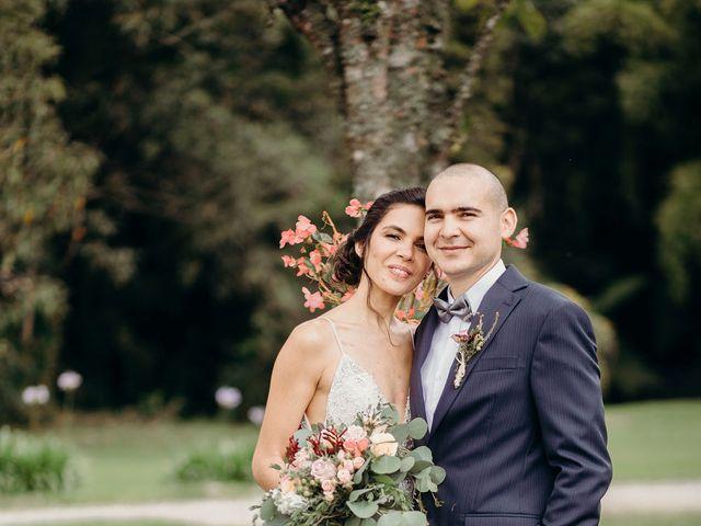 El matrimonio de Diego y Eliana en Retiro, Antioquia 12