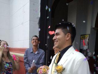 El matrimonio de Cindy Catalina y Olivier Antonio 2