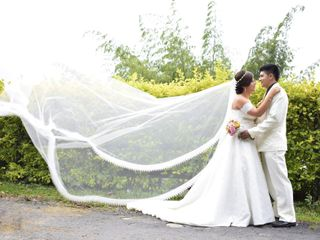 El matrimonio de Cindy Catalina y Olivier Antonio 3